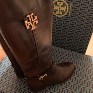 Tory Burch Eloise riding boots